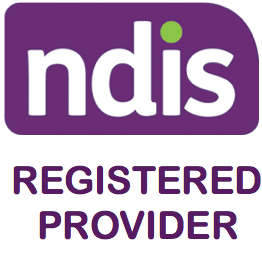 We Are A Registered NDIS Provider